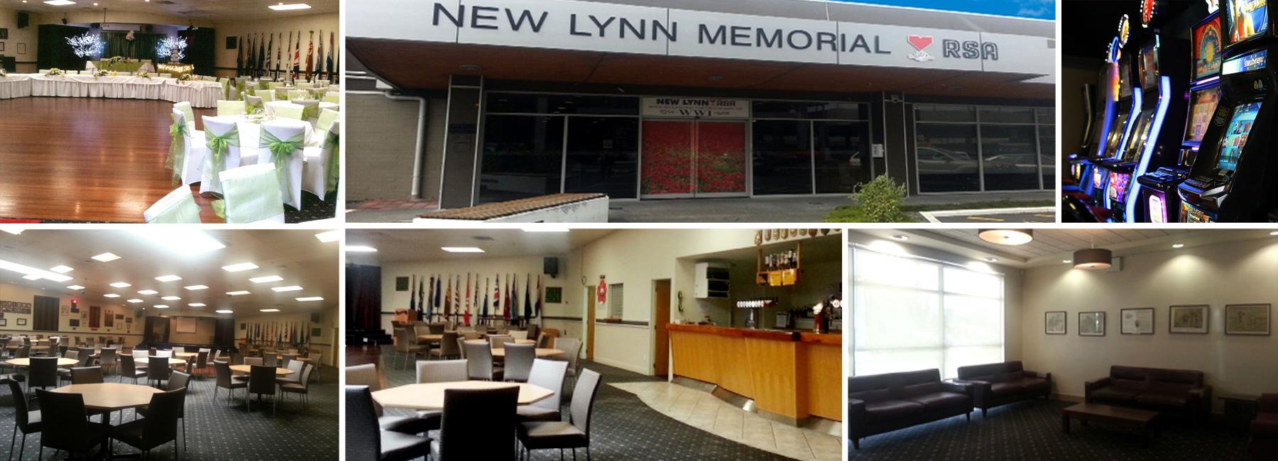 New Lynn Rsa Restaurant